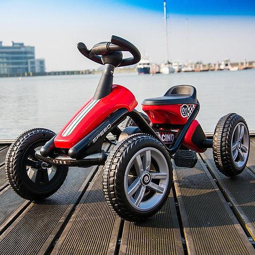 Pedal Go Kart 4 Wheel Peda