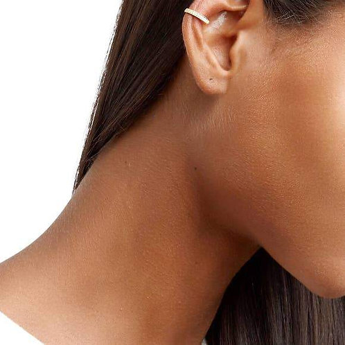 Comfy Crystals Ear Cuff
