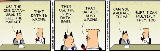 Dilbert Data Quality