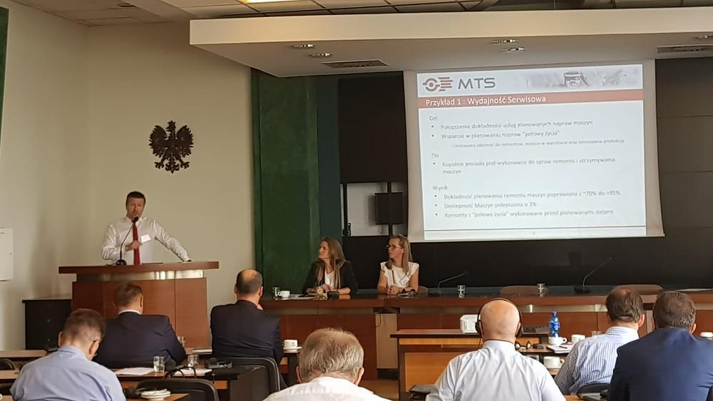 MTS's discuss digital transformation in mining.