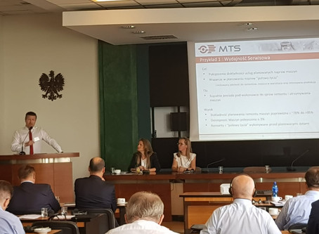 MTS Leads a Digital Mining (UK) Session at Mining Workshop in Poland
