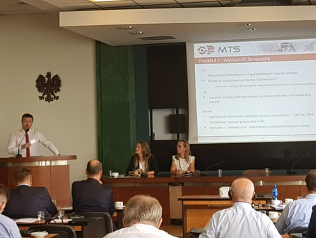 MTS Leads a Digital Mining (UK) Session at a Mining Industry Workshop in Poland