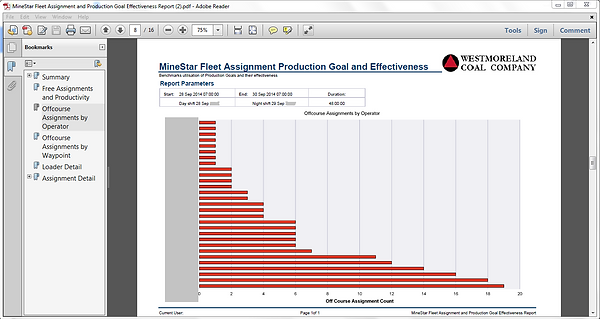 eport for mine site production goalseport for mine site production goals
