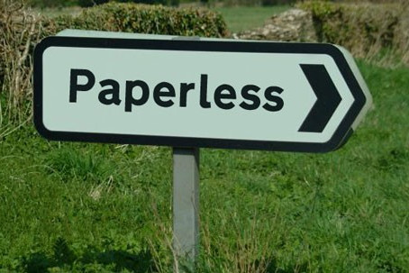 The Route to Paper(less) Inspections - Not a Very Difficult Journey!