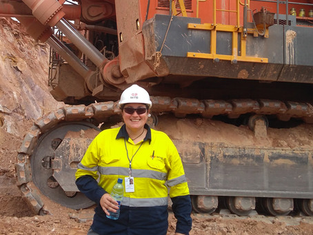 MTS Adds Geologist Expertise With Alicia McCabe