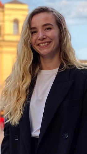 Alina Hrytsenko - Associate, Developer