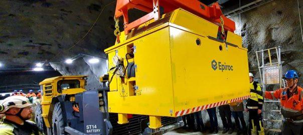 green mining underground technology