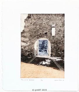 """""""Ruin"""" etat II - 20x29cm"""