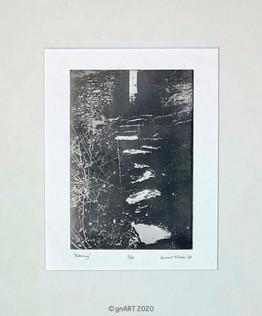 """Hideaway"" - ca 17x25cm"