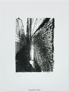 """Venice I"" - 17 x 25cm"