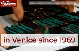 Scuola di Grafica Venezia - established 1969