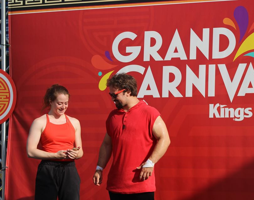 The Grand Carnivale, Les Productions Haut-Vol