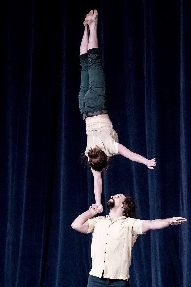Présentations publiques, École de cirque de Québec