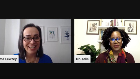 Self-compassion for fundraisers with Dr. Adia Gooden