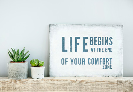 3 ways to break out of your comfort zone and raise more money