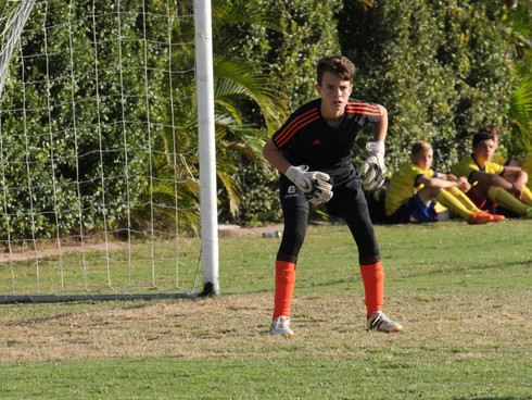 ACADEMY GOALKEEPERS EXCEL IN INTERCITY CUP