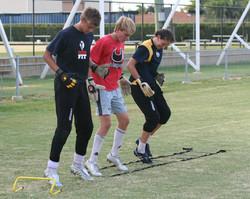 Academy Training 2003