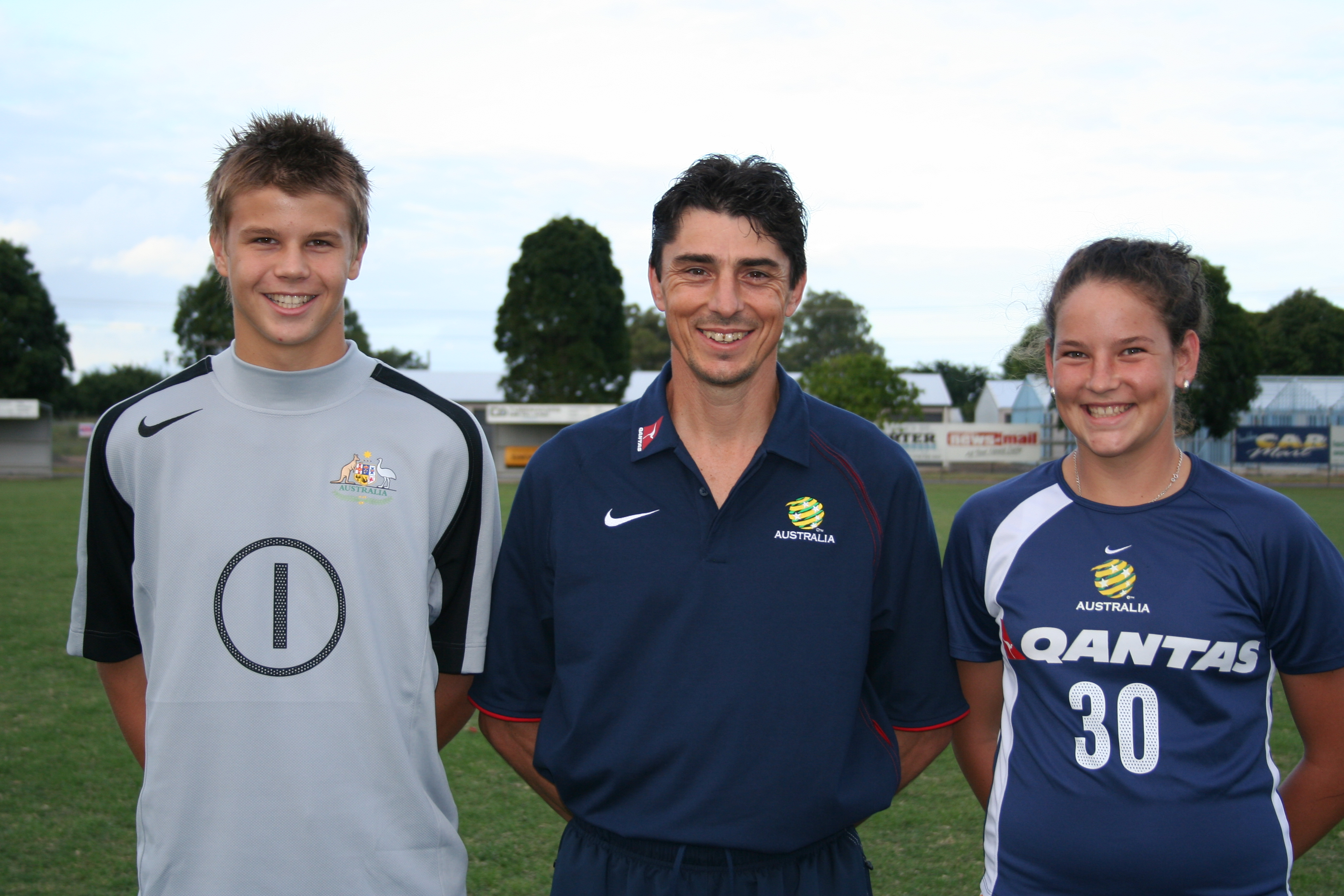 Academy Internationals - 2006