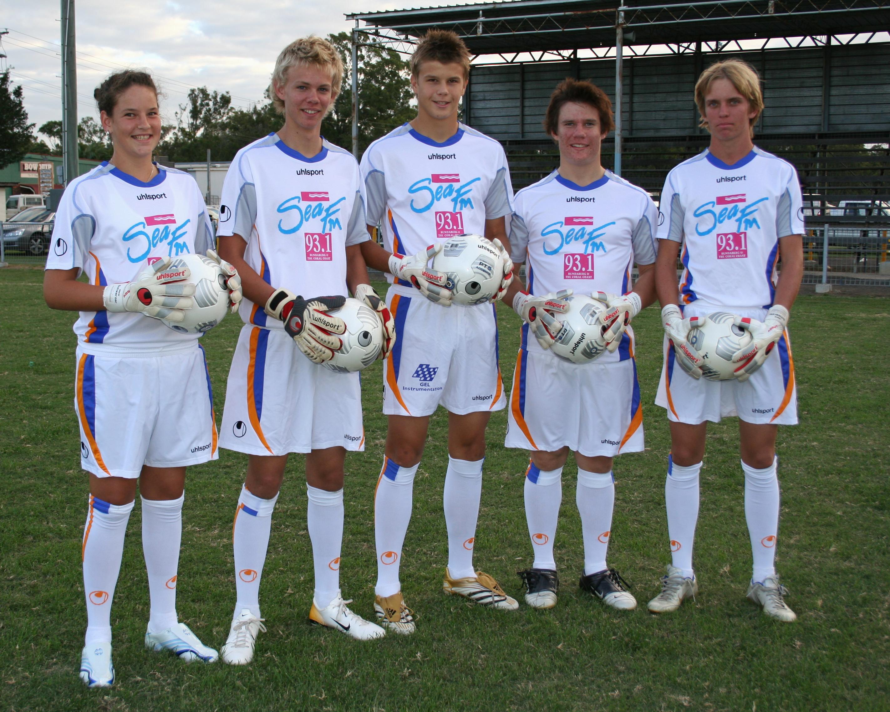Academy Elite Squad 2006 Bundaberg