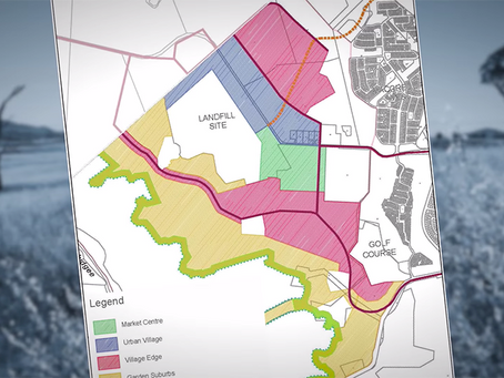 Project Win! Ginninderry Landfill Master Plan