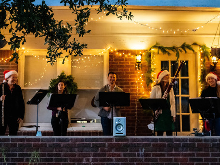 Holiday Porch Concert