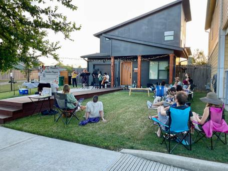 Neighborhood Porch Concert