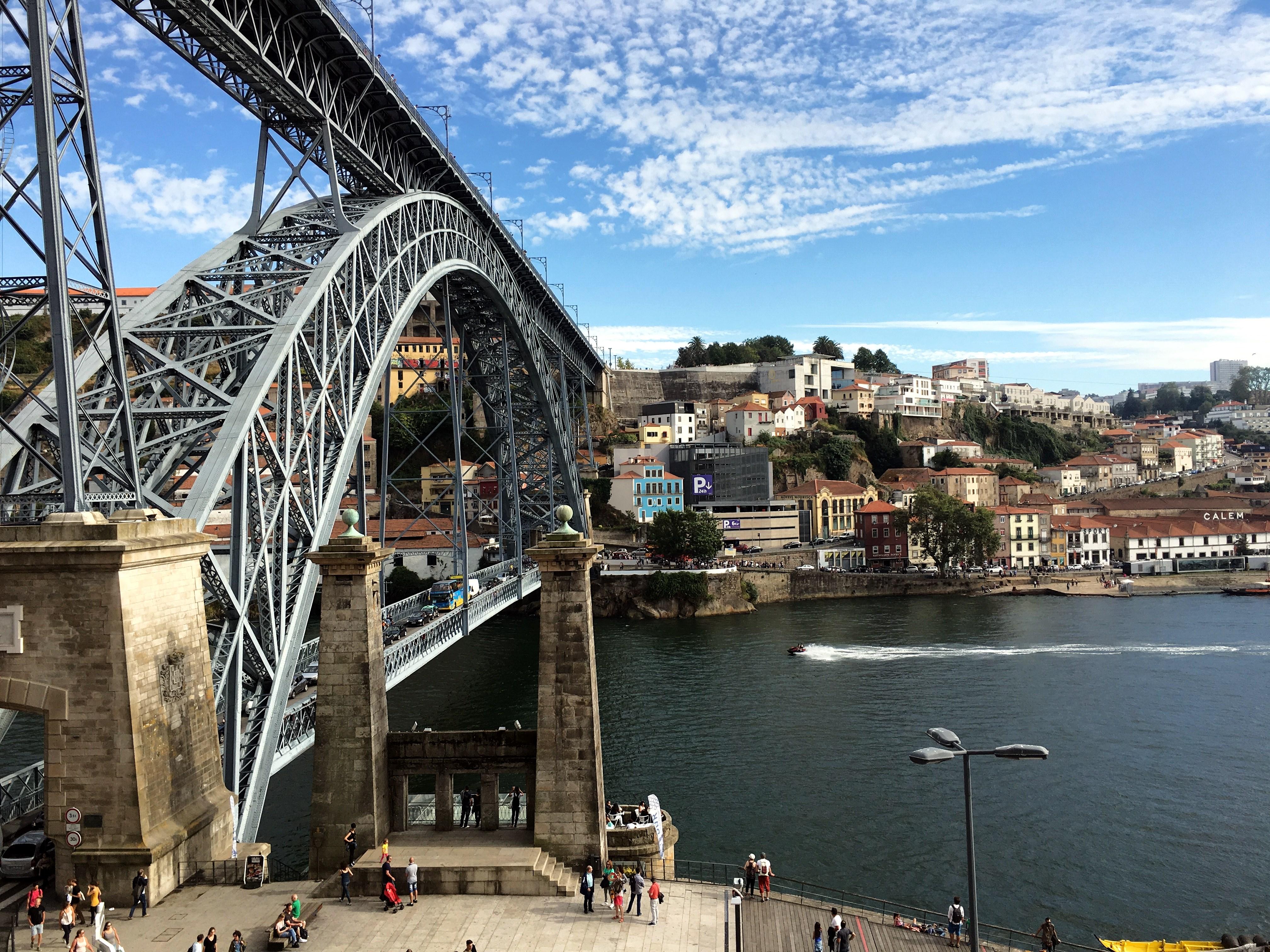 Ponte D. Luís I - Porto