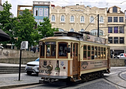 Eléctrico - Porto