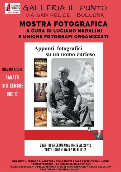 Galleria il Punto: mostra fotografica su Giuseppe Dozza