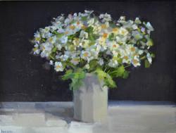 Chamomile Daisies, 30 x 40 cm