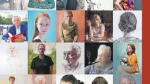 Dutch Portrait Award update /December Workshops in Ireland