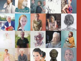 Dutch Portrait Award update /December Workshops in Ireland