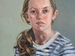 Portrait exhibition, Amsterdam