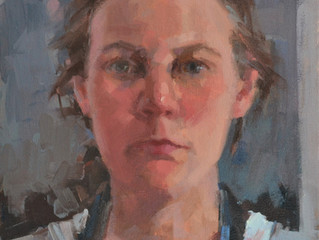 Self-Portrait Exhibition - jury-selected exhibition of over 100 self portraits!