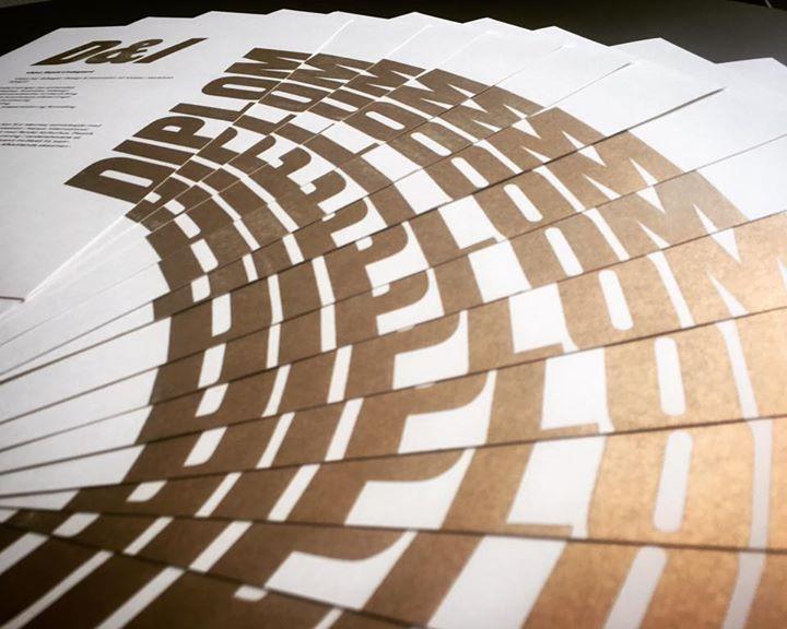 Rikke Hansen letterpress