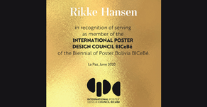 Member of the International Poster Design Council BICeBé