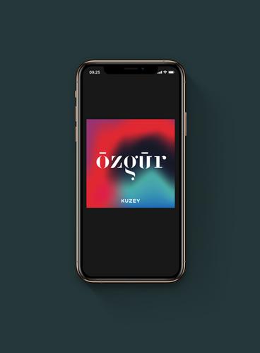 Logo design and digital release