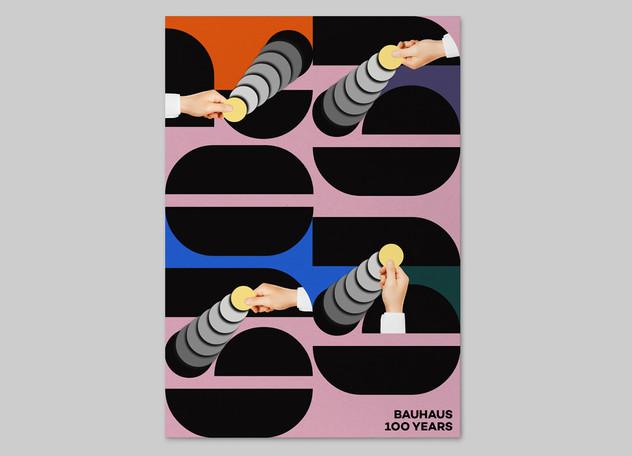 Bauhaus 1919-2019 – 100 years anniversary