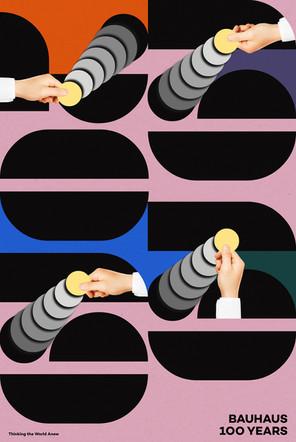 Bauhaus 1919-2019 Thinking the World Anew