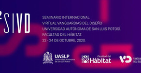 Keynote Speaker Vanguards of Design Seminar, Mexico