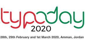 Paper presentation Typoday 2020