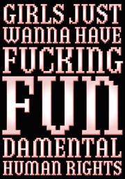 Fucking fun(damental) poster
