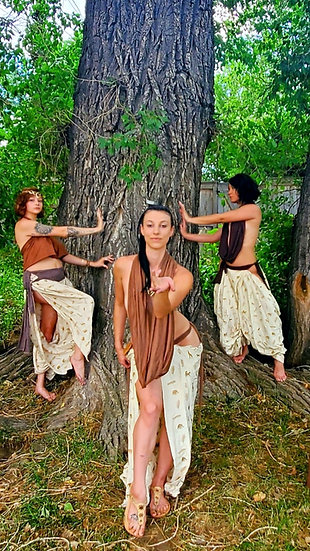 Huntress Tribe Set