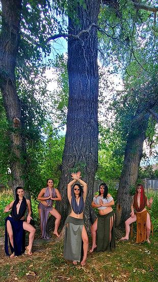 Magnetik Huntress Tribe Set
