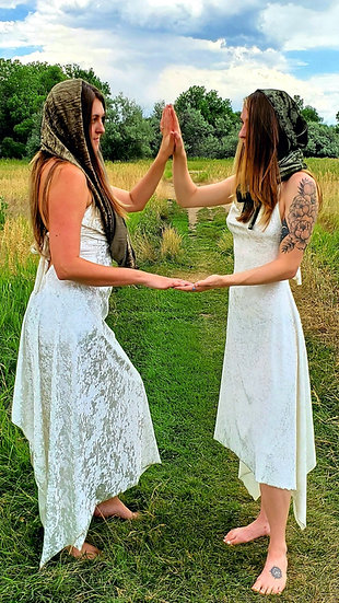 Light Worker Sister Gowns