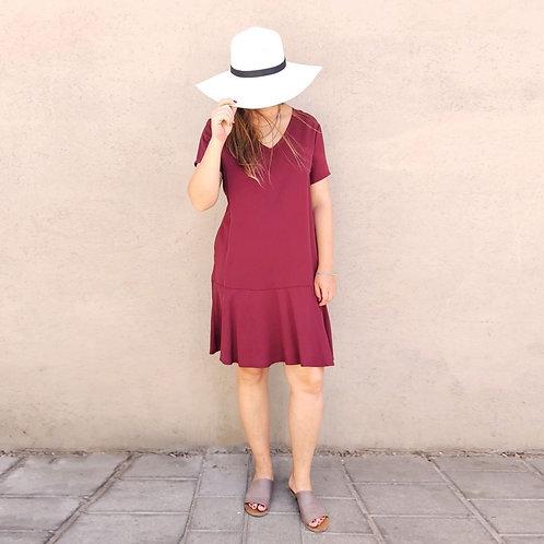 שמלה קצרה - חושן