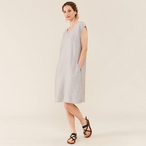 שמלת וי קצרה - שונית