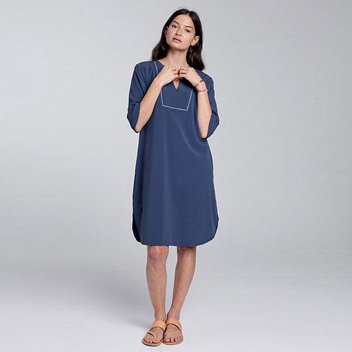 שמלת גלביה -לגונה