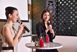 Amazon Fashion Week TOKYO × ELLE café Beauty Foodie Party