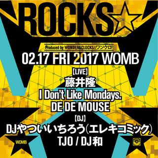 ROCKS☆